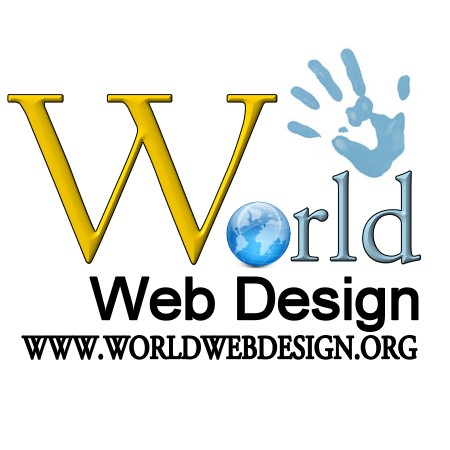 world web design logo